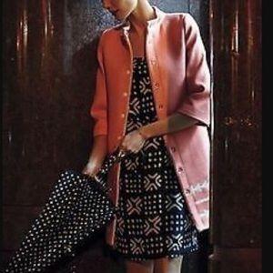 HP ✅ Anthro Lauren Moffatt Eastward Peach Wool